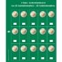Safe Neutrales Ergänzungsblatt 7393S für 2€-Münzen per 2 Stück