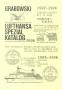 Grabowski Spezialkatalog Sonderluftpost mit Lufthansa LH 4080 Bo