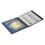 Lindner Vordruckalbum 2 EURO-Gedenkmünzen Nr. 1118M2 Alle Euro-L