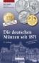 Jaeger, Kurt/Sonntag, Michael K. Die deutschen Münzen seit 1871