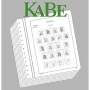 Kabe Deutschland Zusammendrucke 2009 MLN23AZ/09
