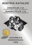 Austria Katalog Österreich Münzkatalog 2020 Münzen ab 1745 mit F