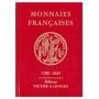 Gadoury, Victor Monnaies Francaises 1789-2015