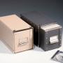 Leuchtturm CD Box grafit 200126