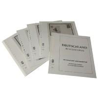 Lindner Text Deutschland Philatelistische Briefganzsachen 1998-2