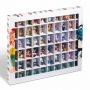 Leuchtturm Sammelbox Surprise mit 60 Fächern für Ü-EI-Figuren Nr