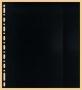 Kobra Telefonkartenalben Zwischenblatt schwarz Nr. G14C