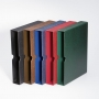 Leuchtturm Schutzkassette KF Farbe grün für Optima/Vario