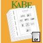 Kabe Nachtrag Schweiz Kleinbogen 2012 OF OFN11K/12 / 344201
