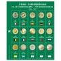 Safe Premium-Münzen Album 2€ Einzelblatt Jahr 2012 Nr. 7341-8 (1