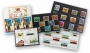 Hawid Karton-Einsteckkarten Nr.50103 Format A5 210x148mm schwarz